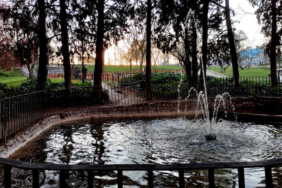 estanque de las brujas quinta de miranda