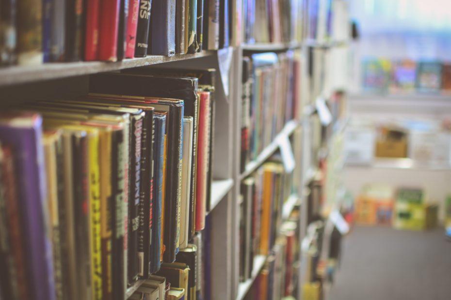 librerías libros
