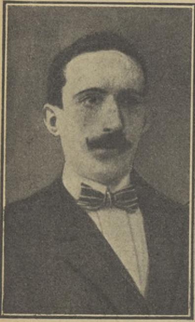 Mariano Gómez Camarero, primer director de la banda de Carabanchel